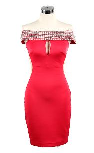 Flare Mini  dress